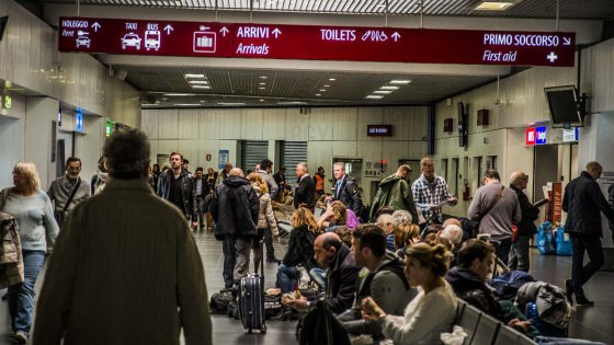 Bergamo, anno record per Orio al Serio: è il terzo scalo d'Italia, scelto da 10 milioni di passeggeri