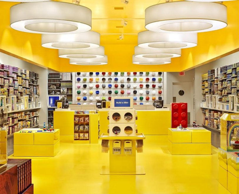 Arese un lego store nel centro commerciale pi grande d for Lago outlet milano