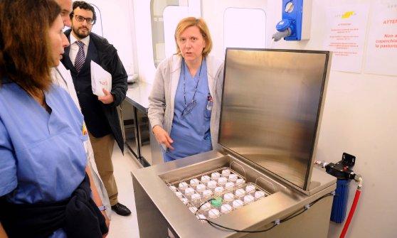 Latte materno richiesto per neonati prematuri