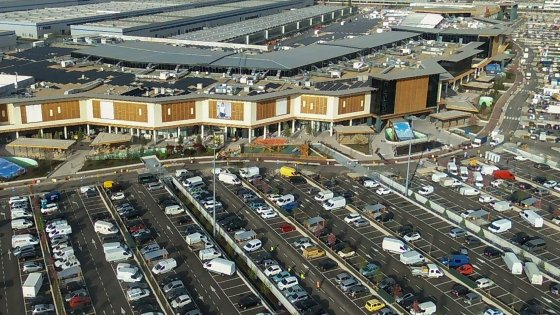 Shopping all'ex Alfa di Arese, tutti i record del super mall dove Lego e Primark sono pronti allo sbarco