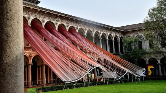 Milano capitale del design 10 tappe imperdibili del for Fuori salone del mobile 2016