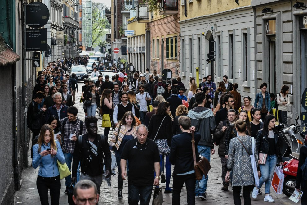 Milano nel cuore del fuorisalone in via tortona il for Tortona milano