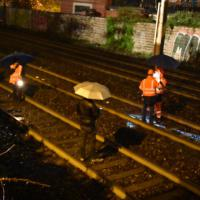 Milano, writer investiti dal treno: il luogo dell'incidente