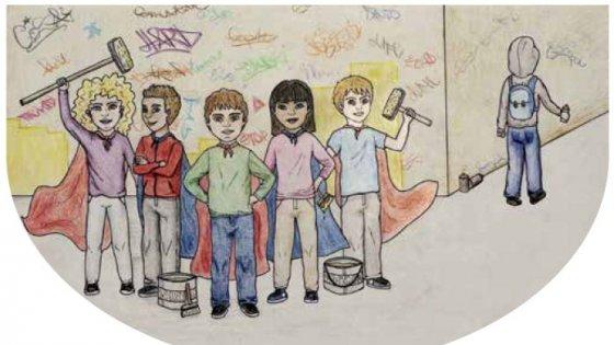 A lezione di graffiti nelle scuole di Milano, arriva il manuale: 'Ecco la differenza tra artisti e vandali'
