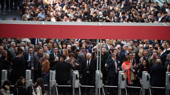 Salone del mobile chiude l 39 edizione dei record 370mila solo in fiera l 39 effetto expo si sente - Salone del mobile torino ...