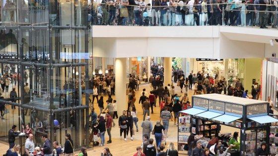 Ad Arese il centro commerciale più grande d'Italia