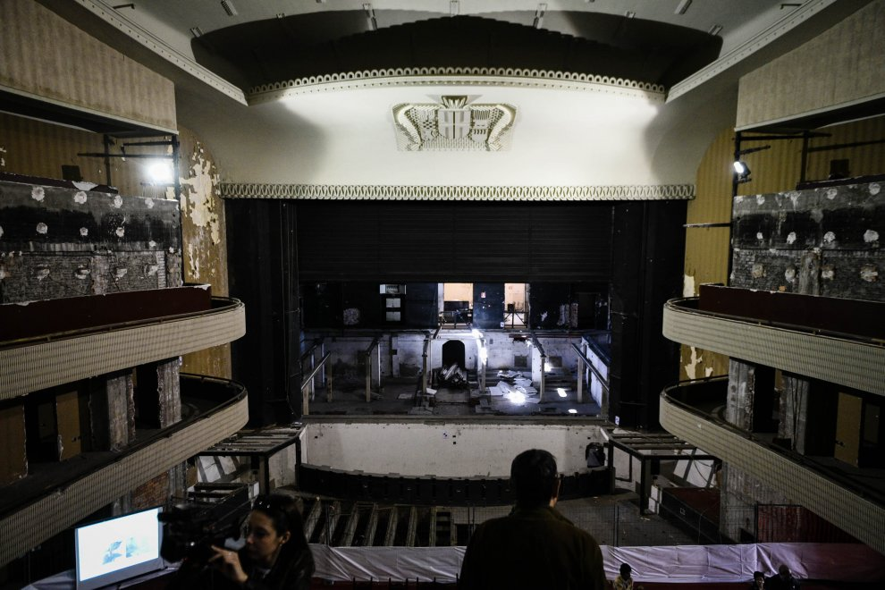 Milano, il teatro Lirico come non lo vedrete più: dopo 17 anni, via al restauro