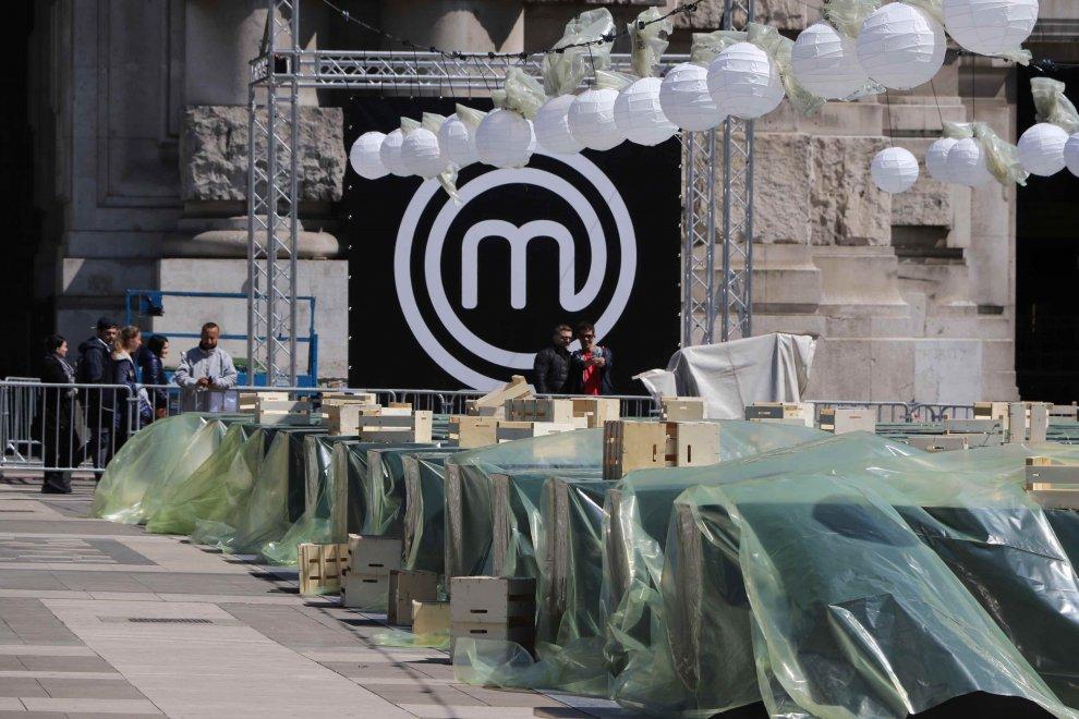 Masterchef, in 150 ai fornelli in Centrale: selezioni in piazza a Milano
