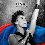 Finale Champions League  in mondovisione, sul palco  del Meazza Alicia Keys