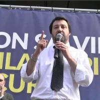 """Comunali di Milano, Salvini apre la campagna: """"Qui siamo compatti, a Roma errore di..."""