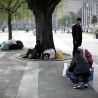 Profughi, è emergenza a Milano: