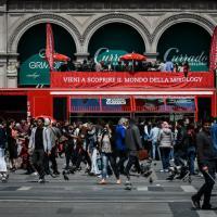 Milano, parola d'ordine mixology: lezioni di apertivo sul furgonicino