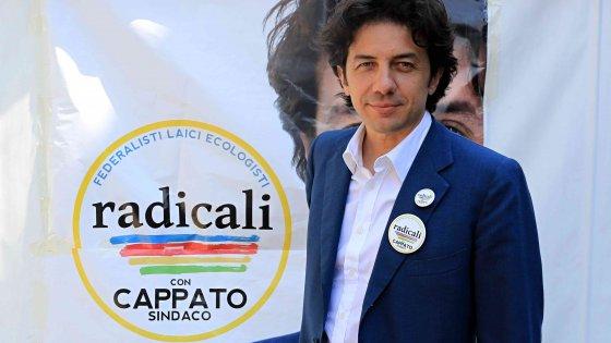 Elezioni Milano, la lista dei Radicali che appoggia Marco Cappato