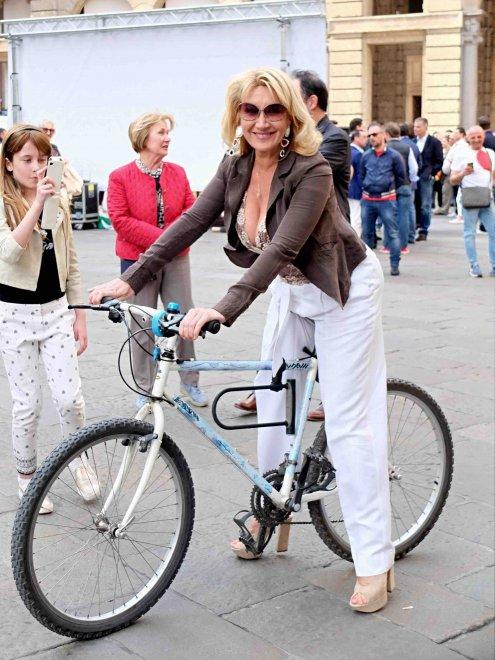 Simona Tagli Candidata Anti Bici Su Due Ruote Per Difendere I