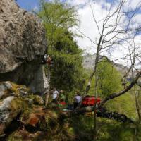 Sondrio, blitz anti-droga al raduno degli appassionati di arrampicata sui sassi: un arresto, 16 segnalati