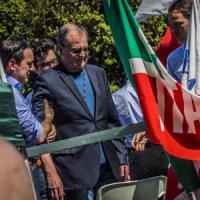 Bergamo, malore per Calderoli durante il comizio. Dopo i controlli, il saluto su Fb: