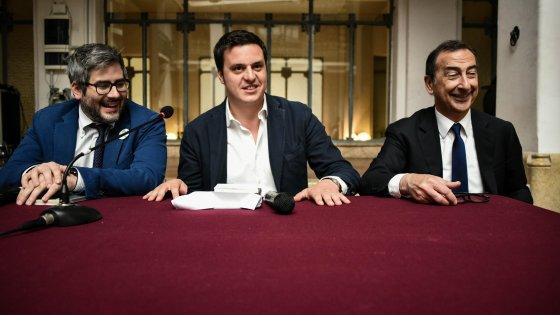 Comunali Milano, Sala ospite di Mardegan (alleato con Casa Pound): polemiche da sinistra