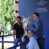 Milano, tre giorni di festa in centro per la Champions: stand, dj set e