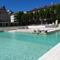 Milano, la piscina Caimi rinasce con una grande festa: tra un mese l'inaugurazione