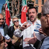 Elezioni Milano, gelo tra Salvini e Parisi: il referendum agita il centrodestra