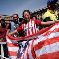 Champions, a Milano arrivano 40mila spagnoli: 1.500 uomini e i tiratori