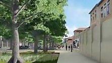 Il nuovo campus  del Politecnico La simulazione in 3D
