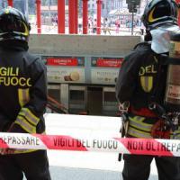 Champions a Milano, allarme bomba nel metrò. Festa per 70mila tifosi in