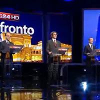 Comunali a Milano, il confronto Corrado-Parisi-Sala su Sky / Livetweeting