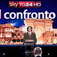 Comunali a Milano, sicurezza e tasse nella sfida a Sky tra Parisi, Sala e Corrado/ Twitter