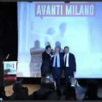 """Comunali, Renzi in campo per Sala: """"Se vince Milano vince tutta l'Italia"""""""