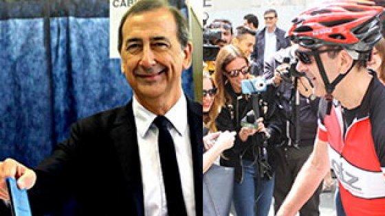 Elezioni, Milano sceglie il nuovo sindaco. Alle 19 ha votato il 42 per cento / Liveblog