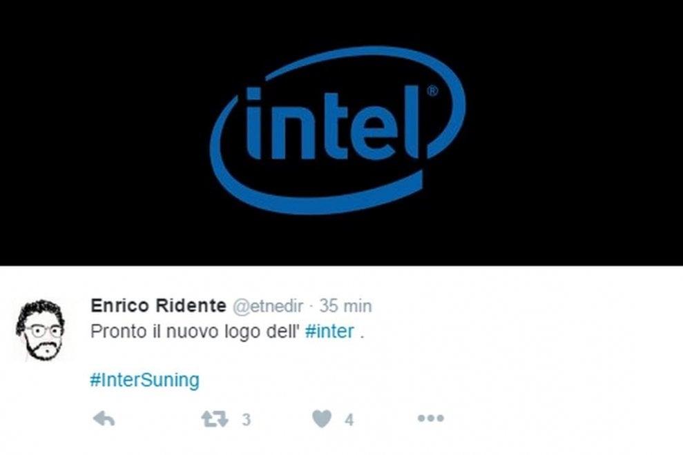 Twitter, le parodie degli utenti sull'Inter venduta ai cinesi