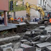 Voragine in Porta Romana a Milano, quattro a processo: