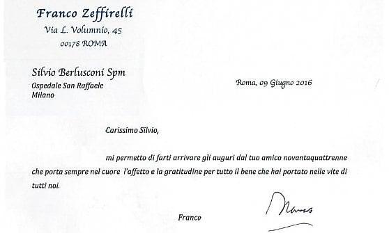 """Berlusconi, centinaia di lettere e mail in ospedale: """"Forza Silvio"""". Martedì l'intervento"""