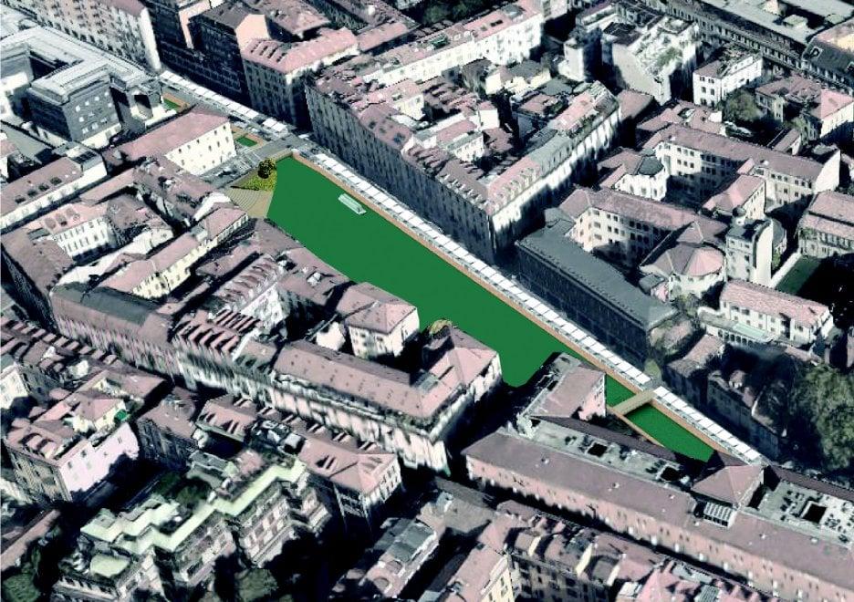 Riaprire i Navigli, come sarebbe la Milano sull'acqua: il progetto di Sala