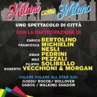 Elezioni Milano, Sala chiude in piazza: sul palco anche Morgan e Michielin