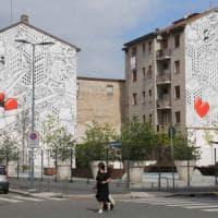 Milano, writer su commissione: così i privati finanziano il mercato della street art