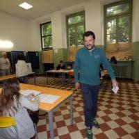 Elezioni Milano, il voto di Salvini è con promessa: