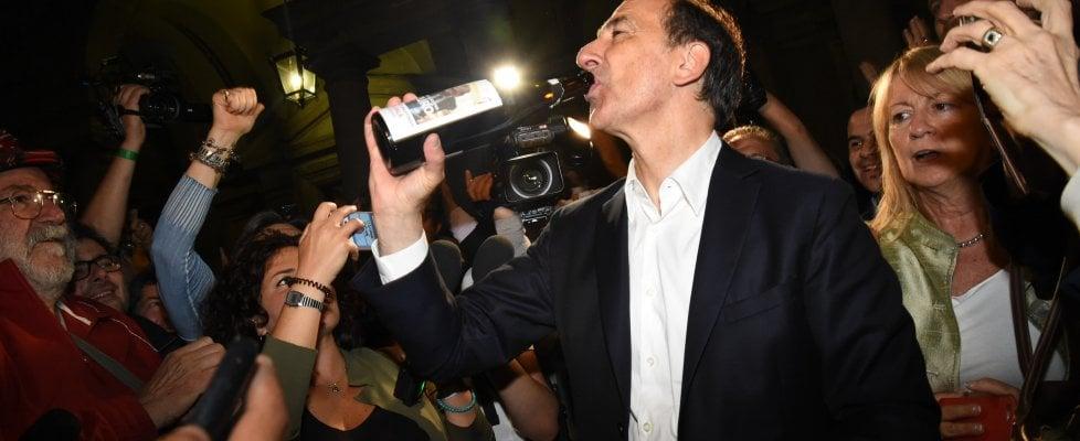 """Sala è il nuovo sindaco di Milano: """"Da domani lavoriamo per realizzare tutte le promesse"""""""