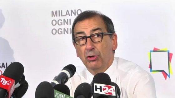 """Sala sindaco: """"Dopo Expo un modello Londra per Milano, la nuova giunta in 7 giorni"""""""
