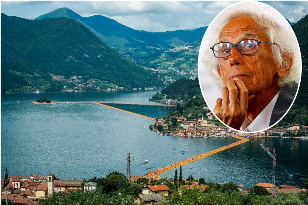 The Floating Piers, come funziona? Le 8 dritte di Christo