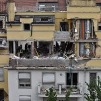 Milano, esplosione di via Brioschi: indagato per strage il papà delle 2