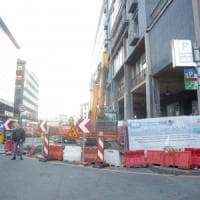 Milano, i cantieri M4 arrivano in centro: piazza San Babila chiude per cinque