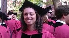 La prof Elena, da Milano agli Usa: qui faccio il  lavoro per cui ho studiato