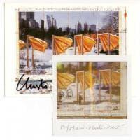 Brescia, omaggio a Christo nelle 100 cartoline Polaroid di Galimberti