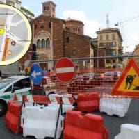 M4, Milano saluta piazza San Babila: off limits fino al 2022
