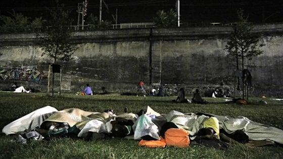 Milano, è arrivato il via libera di Alfano ai primi profughi nel campo base di Expo