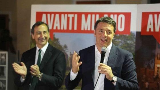 Milano, dalla Brexit ai nuovi vigili: le richieste di Sala al vertice con Renzi