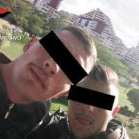 Milano, gita e selfie sui luoghi di Gomorra per i rapinatori fan della serie tv: due arresti