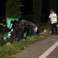 Brescia, in auto con i bambini tamponate da ragazzo ubriaco: morte mamma e la figlia dell'amica
